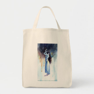 Budbärare Tote Bags