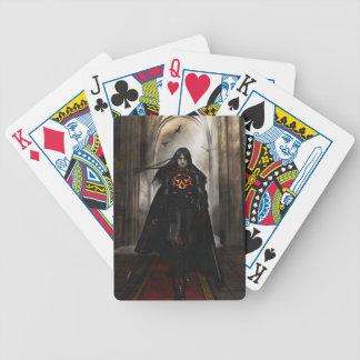 Budbärare Spel Kort