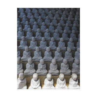 Buddahs Canvastryck