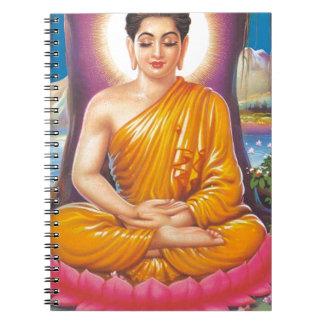 Buddha Anteckningsbok