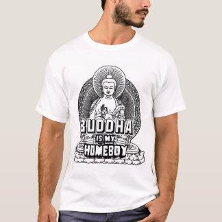 Buddha är min Homeboy Tshirts