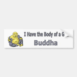 Buddha Bildekal