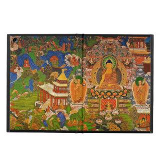 Buddha buddistisk buddism som välsignar den Boho iPad Air Skydd