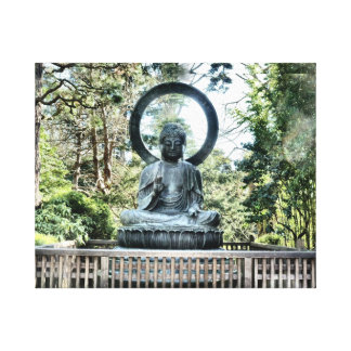 Buddha Canvastryck