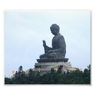 Buddha Fototryck