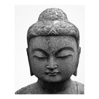 Buddha huvud - det 15th århundradet - Thailand Brevhuvud