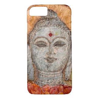 Buddha konstFodral-Kompis iPhone 7 fodral