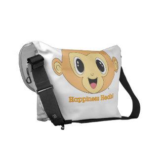 Buddha Monkey™ messenger bag