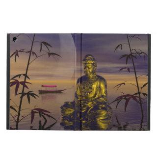 buddha och måne iPad air skal