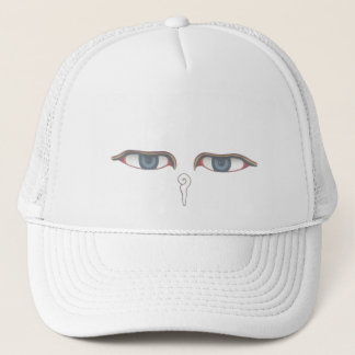 Buddha ögon keps