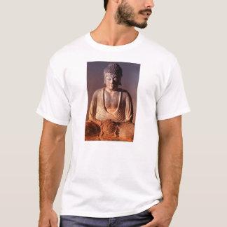 Buddha placerade t-shirts