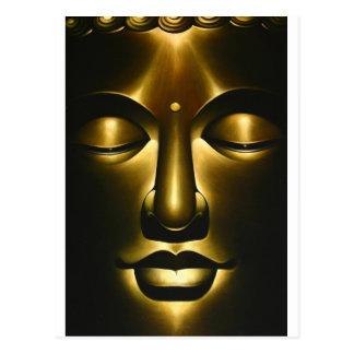 Buddha salighet vykort