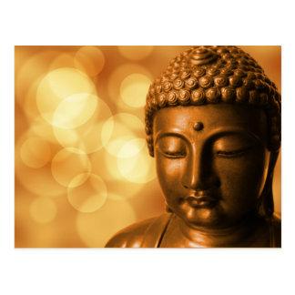 Buddha Vykort