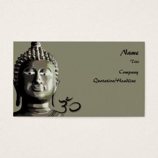 Buddhas visitkort, Holistic botemedelar Visitkort
