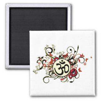 Buddistisk blommigt Om Magneter