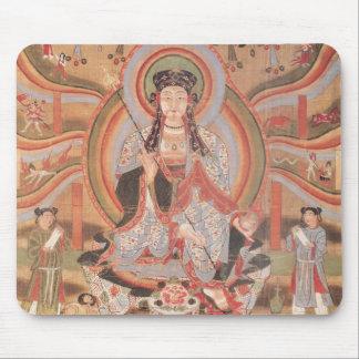 Buddistiskt baner musmatta
