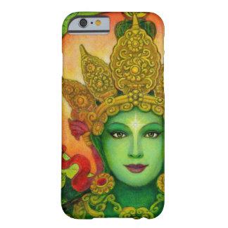 Buddistiskt fodral för gudinnagröntTara iPhone 6 Barely There iPhone 6 Skal