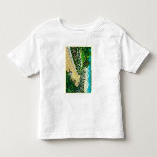 Buena Vista drev, skrivande in flodstrand Tee Shirts