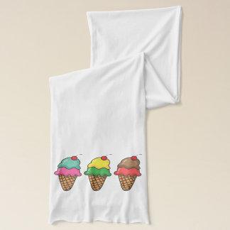 Bufanda Ice Cream Halsduk