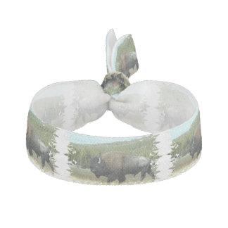 Buffel Hårband