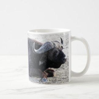 buffel kaffemugg