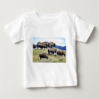 Buffelflock - Yellowstone nationalpark Tröja