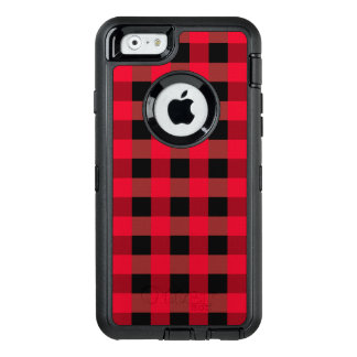 Buffelpläd OtterBox Defender iPhone Skal