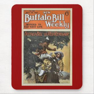 Buffelräkning vecko3 - vintage mus mattor
