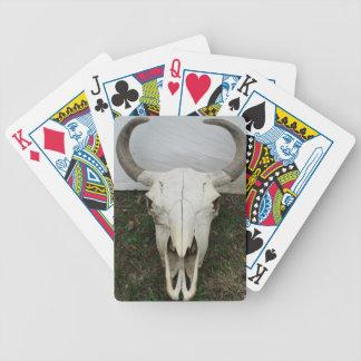 Buffelskalle Spelkort