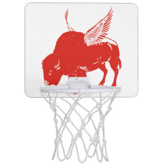 Buffelvingar Mini-Basketkorg