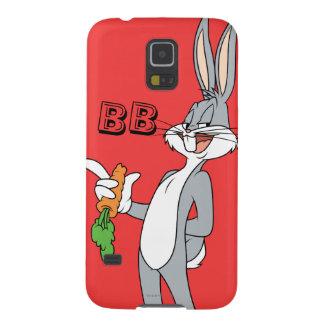 BUGS BUNNY ™ med moroten Galaxy S5 Fodral