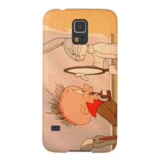 BUGS BUNNY ™ och ELMER FUDD™ 2 Galaxy S5 Fodral