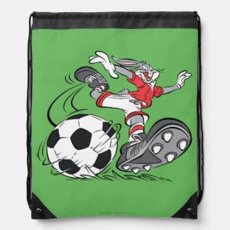 BUGS BUNNY ™ som leker fotboll Gympapåse
