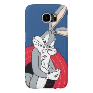 BUGS BUNNY ™ till och med LOONEY TUNES™-ringar Galaxy S5 Fodral