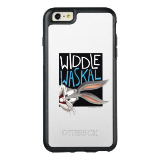 BUGS BUNNY ™ - Widdle Waskal OtterBox iPhone 6/6s Plus Skal