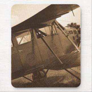 Buhlflygplan - Marysville Michigan - vintage Mus Mattor