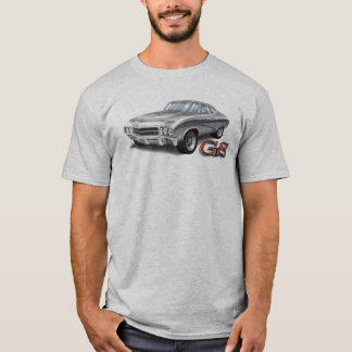 Buick 1969 GS i silver Tee Shirts