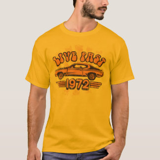 Buick GS grafisk T-tröja 1972 Tee Shirt