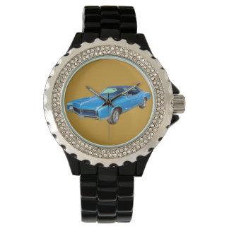 Buick Riviera muskelbil 1967 Armbandsur