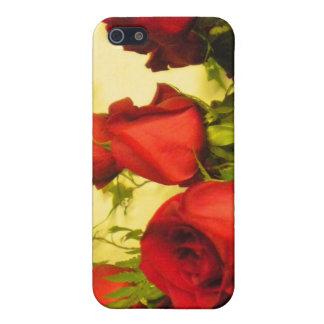 Bukett av fodral för roiPhone 4 iPhone 5 Cases
