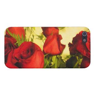 Bukett av fodral för roiPhone 5 iPhone 5 Hud