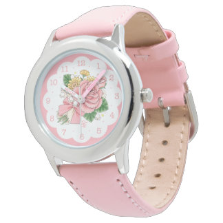 Bukett (rosor) armbandsur
