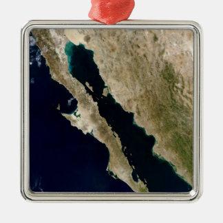 Bukt av Kalifornien Julgransprydnad Metall