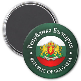 Bulgarien (rd) magnet