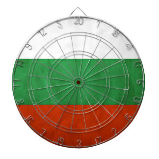 Bulgarienflagga Darttavla