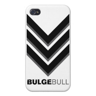 BULGEBULL-EMBLEM iPhone 4 SKAL