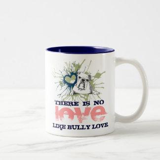 Bulldogg Två-Tonad Mugg