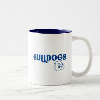 Bulldoggar Två-Tonad Mugg