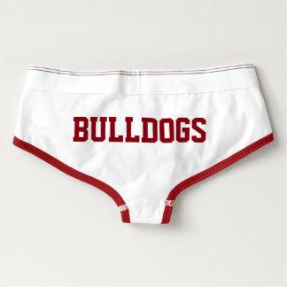 BulldogguniversitetarLetterman Brief