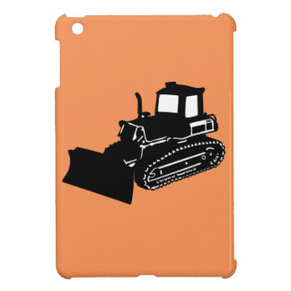 bulldozer iPad mini skal